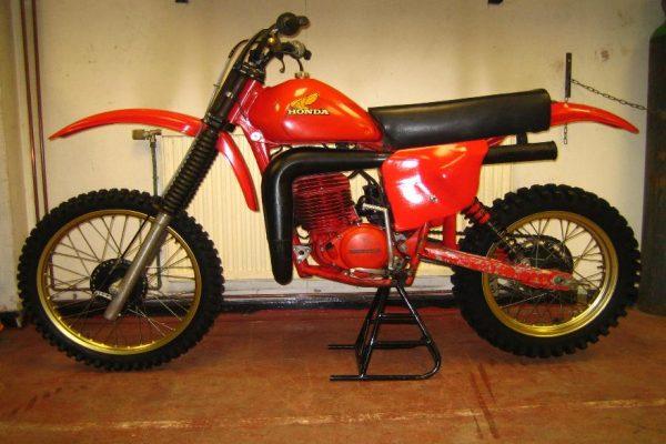 1977 Honda RC500