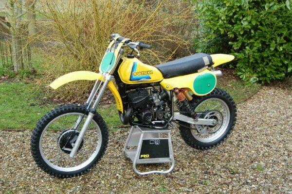 1979 Suzuki RH250