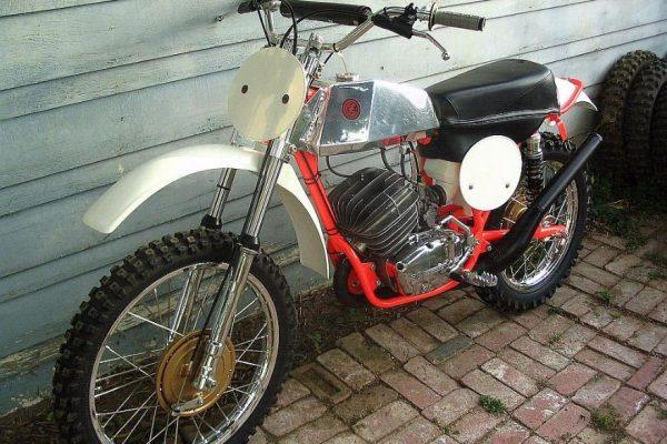 1975 CUSTOM CZ 250