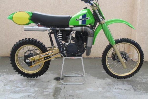 1981 Kawasaki SR500