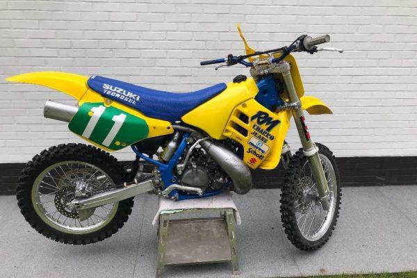 1989 Suzuki RH250