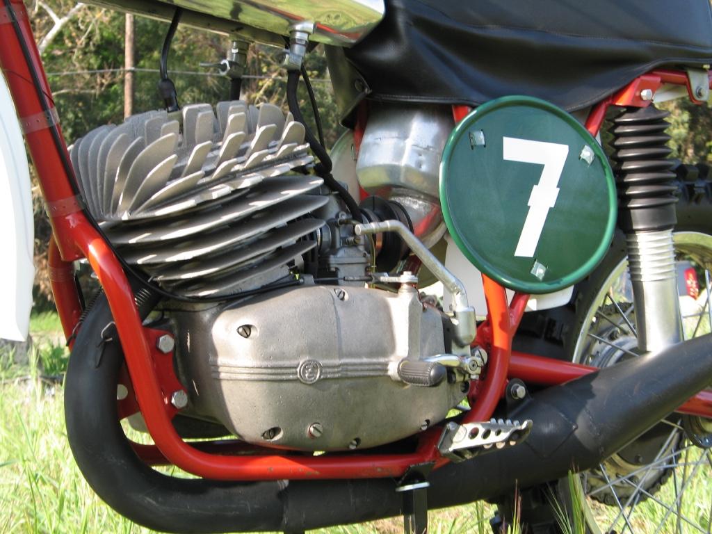Faltas 1974 Works CZ 250